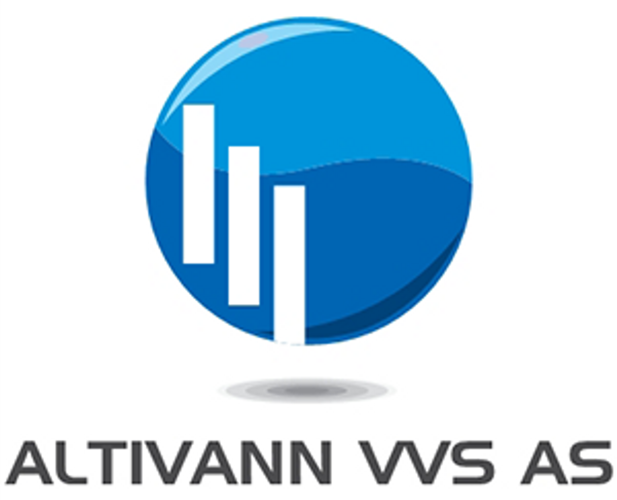 Logo, ALTIVANN VVS AS